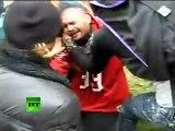 Occupy Denver video: Cops pepper-spray protesters, fire rubber bullets