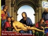 Totus Tuus | Beata Vergine Maria Addolorata