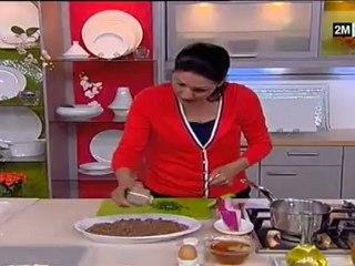 cigare croustillant choumicha recette baklawa
