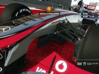 [First Grip] #6 Démo F1 2012 sur Xbox 360 by Bebette