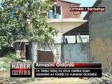 KOZAN TV_ 2,5 AYLIK HAMİLE ANNESİNİ AV TÜFEĞİ İLE VURARAK ÖLDÜRDÜ