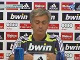 Sevilla - Real Madrid Mourinho Rueda de prensa Previa