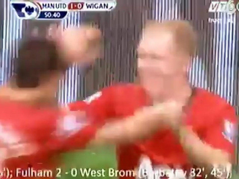TRỰC TIẾP MU - Wigan MU mở tỷ số-truc tiep mu - wigan -Bong da 24h