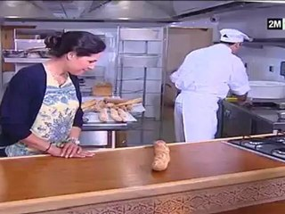 recette de pain choumicha video 2012 boulangerie industrielle
