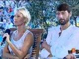 Rebecca Hampton et Laurent Kérusoré sur France 3 Corse Via Stella