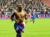 Didier Drogba marque encore en Chine !