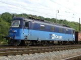 Lokomotiva 122 011-0 - Brandýs nad Orlicí, 16.9.2012 HD