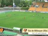 (Cfa 2-J01) Laval 2-0 Hérouville, les buts