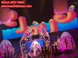 Katy Perry Roar live performance MTV Video Music Awards 2013