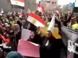 خاص - ميدان التحرير يهتف يسقط حكم المرشد