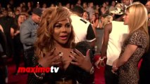Lil Kim Interview 2013 MTV Music AWARDS Red Carpet