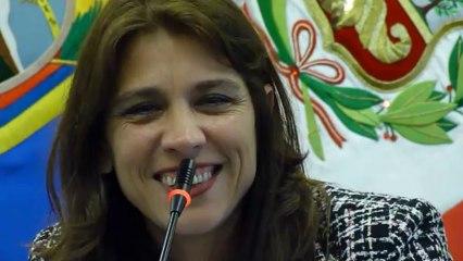 Algunas experiencias en política migratoria: Daniela Bambill, Argentina