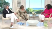 Tina Turner & Erwin Bach about marriage - Oprah's Next Chapter 2013