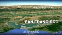 Californie : un gigantesque incendie menace le parc Yosemite