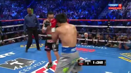 Manny Pacquiao vs Juan Manuel Marquez IV