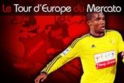 Eto'o à Chelsea, Sakho vers l'AC Milan ? Le Tour d'Europe du mercato !