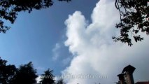 Mussoorie-Himalayan education-hdv-tape-clouds time lapse