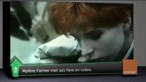 Top Média : Mylène Farmer met ses fans en colère