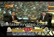 Galatasaray 1-0 Fenerbahçe Gol Bekir İrtegün K.K (GSTV Spikeri)
