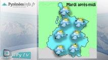 [H'Py Tv]La Météo des Hautes-Pyrénées (27 août 2013)