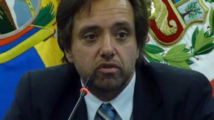 Apertura del encuentro Migraciones, responsabilidad e integración suramericana - Martín Arias Duval