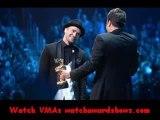 MTV VMA 2013 Justin Timberlake acceptance speech VMA 2013