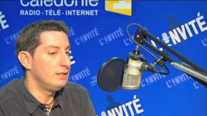 Manuel Berthier, invité de la Matinale