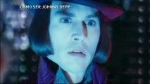 Cómo ser... Johnny Depp