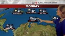 Caribbean Vacation Forecast - 08/26/2013