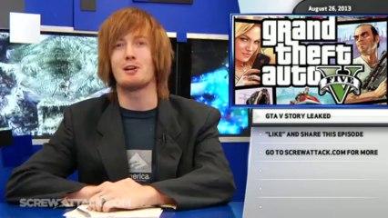 Hard News 08/26/13 - KI character reveal, Wind Waker, and GTA V leaks - Hard News