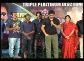 Adda triple platinum disc function