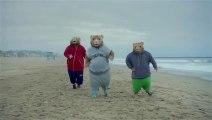 Des hamsters font du sport sur la nouvelle chanson de lady gaga: oui c'est une pub Kia!