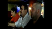 Slovénie - Angleterre : ambiance au pub irlandais