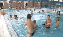 Bébés nageurs: risque accru de bronchiolite