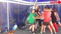 45 enseignants bretons en stage sportif - 45 enseignants bretons en stage sportif