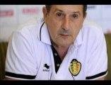Georges Leekens déplore le laisser-aller d'Eden Hazard