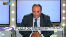 """Olivier Delamarche: """"La dette n'existe plus, ce n'est plus un problème"""" Intégrale Placements - 27/08"""