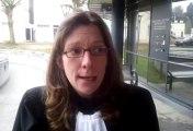 Assises: Interview de l'avocate de la partie civile