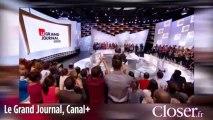 Zapping Le Grand Journal : l'introduction d'Antoine De Caunes
