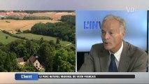 L'Invité VOtv : Marc Giroud président du Parc naturel du Vexin français