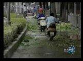 Le typhon Muifa atteint la Chine