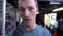 Supermoto de Namur 2011:  Lionel Deridder (Essais libres)