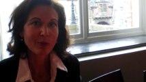 """FIFF: Anne Fontaine parle de Benoît Poelvoorde à l'occasion de la présentation de son film, """"Mon pire cauchemar""""."""