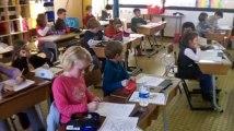 Mouscron: des élèves du Shalom apprennent le chinois