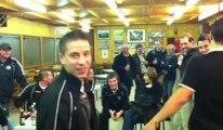Football Otegem: les joueurs régionaux apprennent le logobitimb aux joueurs flamands