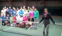 Justine Henin inaugure son resto à Limelette