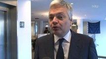 Didier Reynders, nouveau ministre des Affaires étrangères