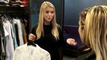 Vidéo: Aurore De Geest nous ouvre les portes de sa garde-robe