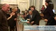 Liège: dernier conseil communal pour Didier Reynders