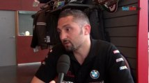 Moto vitesse: interview du pilote louvièrois Sezgin